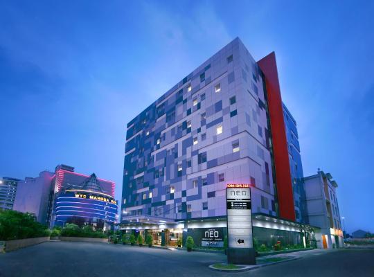 ホテルの写真: Neo Hotel Mangga Dua by ASTON