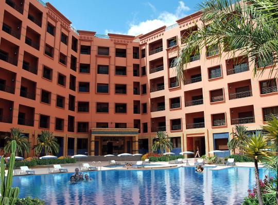 Хотел снимки: Mogador Menzah Appart Hôtel