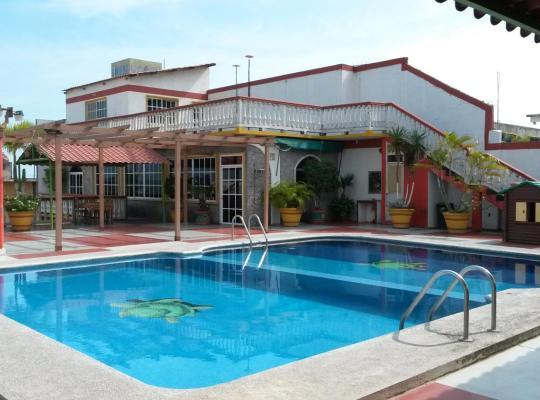 酒店照片: Hotel y Bungalows Monteverde