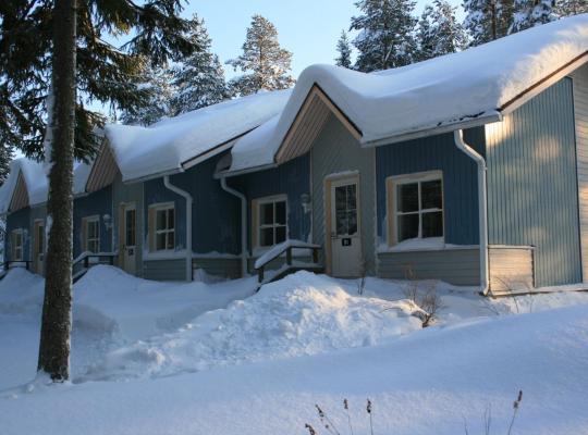 Hotel fotografií: Lohijärven Eräkeskus