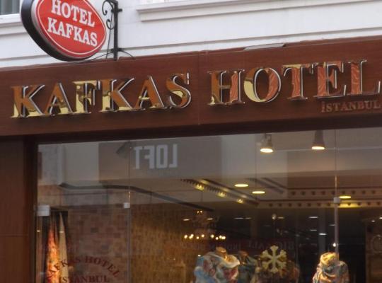 Viesnīcas bildes: Kafkas Hotel Istanbul