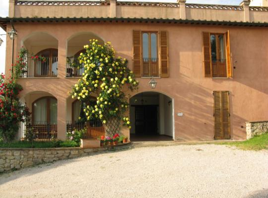 Képek: Agriturismo Vocabolo Palazzo