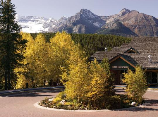 Képek: Lake Louise Inn