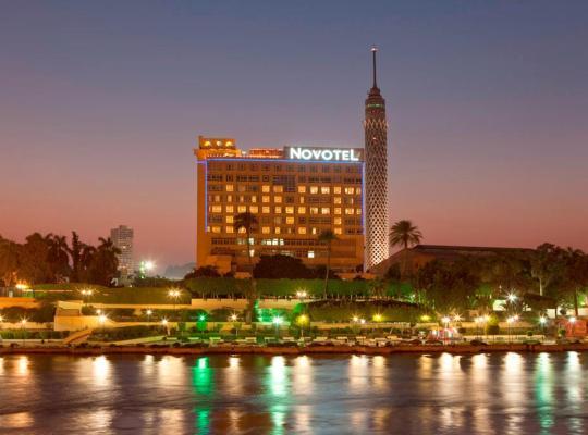 Képek: Hotel Novotel Cairo El Borg