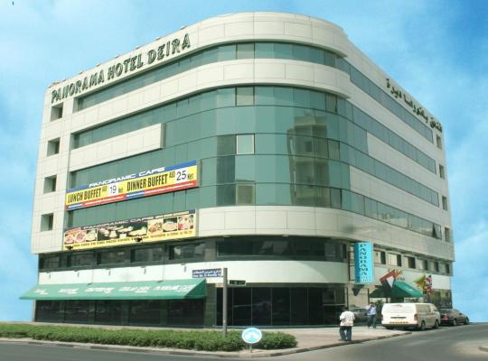 Фотографії готелю: Panorama Hotel Deira