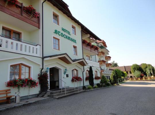 Хотел снимки: Komfort-Hotel Stockinger