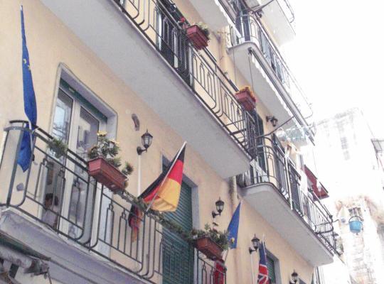 Hotel fotografií: Hotel Alloggio Del Conte