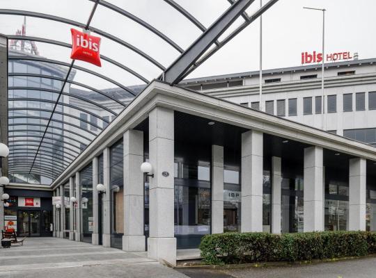 Hotellet fotos: ibis Luzern Kriens