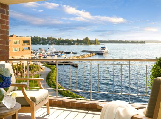 Фотографии гостиницы: Woodmark Hotel & Still Spa