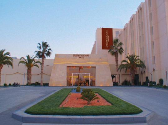 Otel fotoğrafları: Amman Airport Hotel