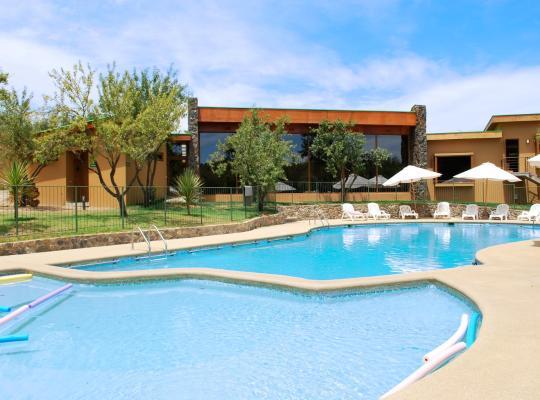Hotel photos: Olmue Natura Lodge & Spa
