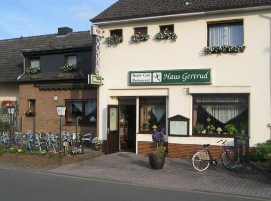 Photos de l'hôtel: Hotel Restaurant Haus Gertrud