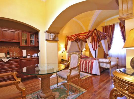 Hotelfotos: Alchymist Nosticova Palace