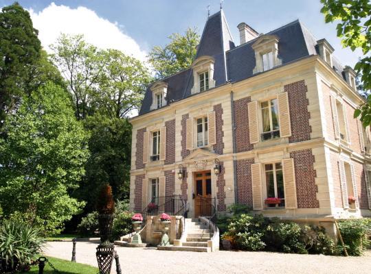 รูปภาพจากโรงแรม: Les Jardins d'Epicure