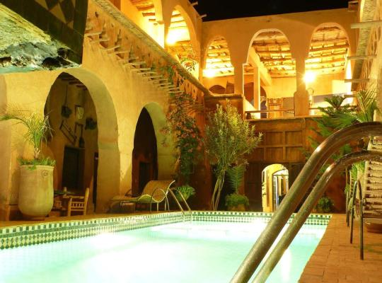 酒店照片: Riad Maktoub