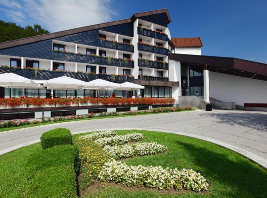 Otel fotoğrafları: Terme Olimia - Hotel Breza