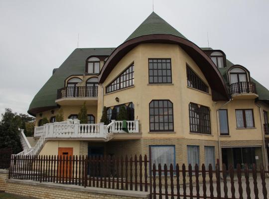 Фотографії готелю: Hotel Holdfény