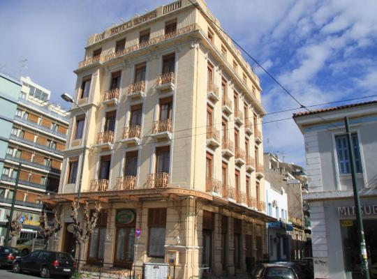 Фотографии гостиницы: Hotel Neos Olympos