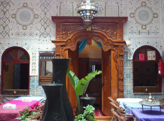 Viesnīcas bildes: Ryad Bab Berdaine