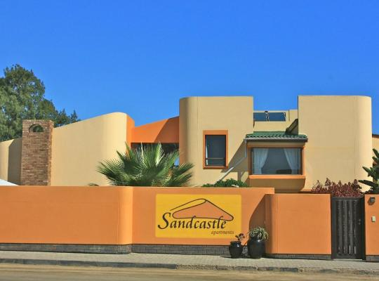 Hotel foto: Sandcastle Apartments