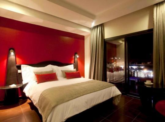 Хотел снимки: Red Hotel Marrakech