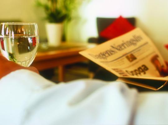 호텔 사진: Hotell Charlottenberg