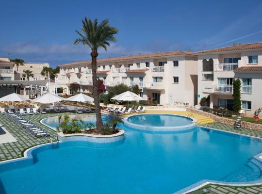 Хотел снимки: Aparthotel Isla de Cabrera