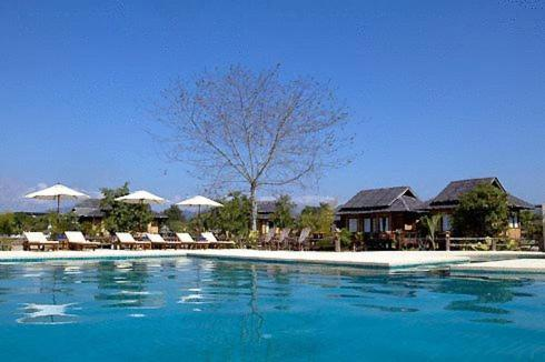 Hotel bilder: Baan Krating Pai Resort