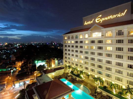 Hotel bilder: Hotel Equatorial Ho Chi Minh City