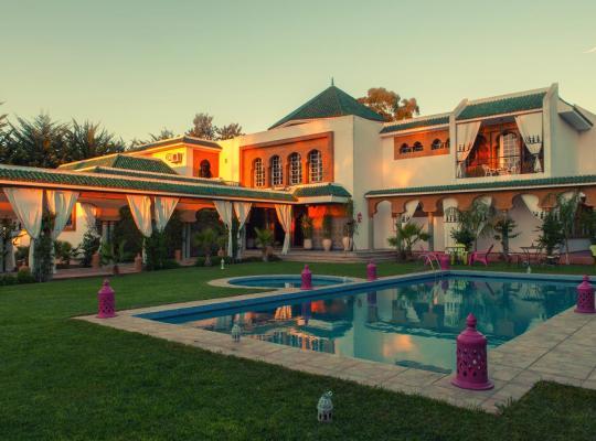 Otel fotoğrafları: Villa Des Ambassadors