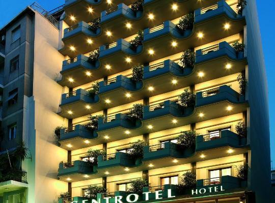 Хотел снимки: Centrotel Hotel