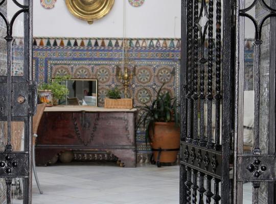 Hotel bilder: Pension el Portillo