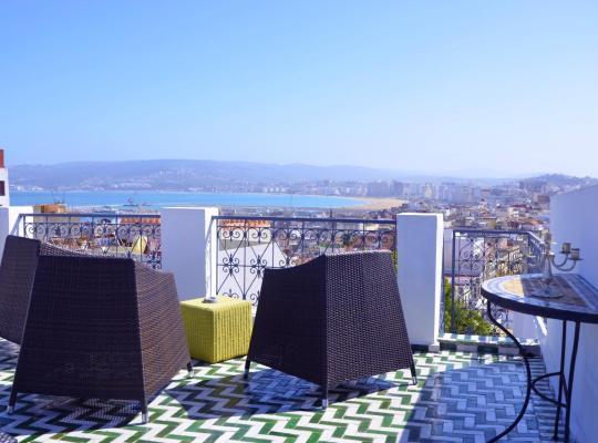 Φωτογραφίες του ξενοδοχείου: Tanger Chez Habitant