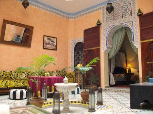 호텔 사진: Riad Idrissi