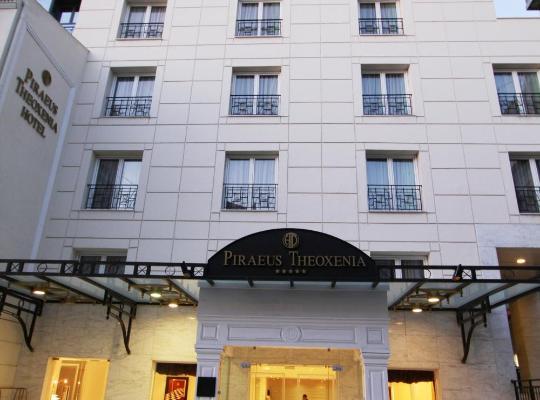 Фотографии гостиницы: Piraeus Theoxenia Hotel