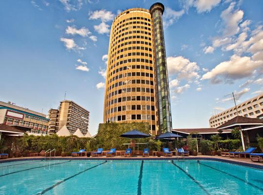 Fotografii: Hilton Nairobi