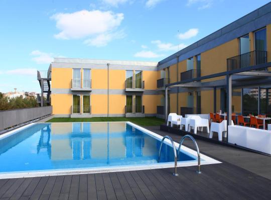 Hotel fotografií: Hotel 3K Faro Aeroporto