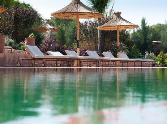Φωτογραφίες του ξενοδοχείου: Le Jardin des Douars
