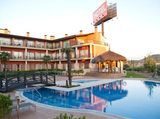 รูปภาพจากโรงแรม: Hotel Isla de La Garena