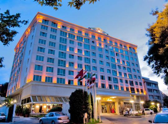 होटल तस्वीरें: Akgun Istanbul Hotel