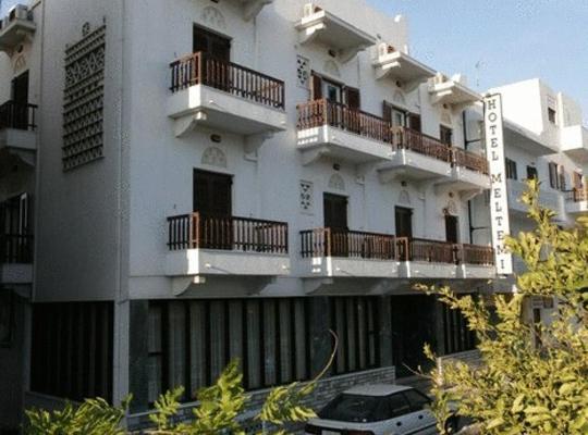 ホテルの写真: Meltemi Hotel