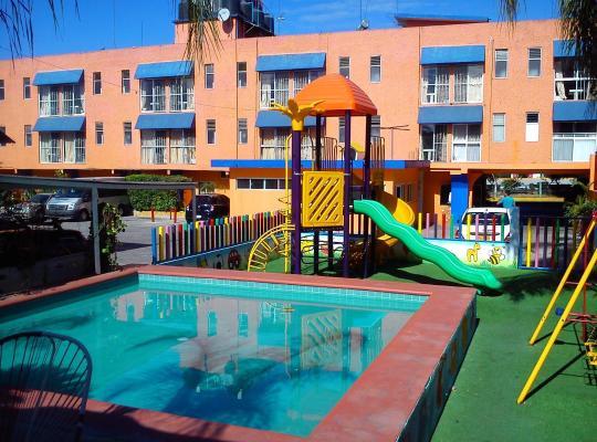 Φωτογραφίες του ξενοδοχείου: Hotel en Cuernavaca