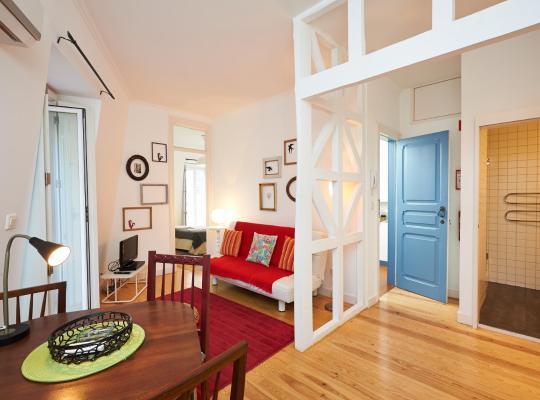 Hotel foto 's: Portugal Ways Santos Design Apartments