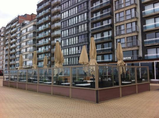 Hotel foto 's: Hotel De Zeebries Budget