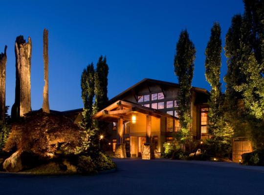 Képek: Willows Lodge