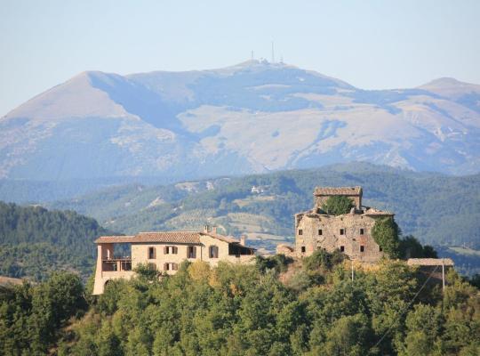 Хотел снимки: Agriturismo Monte Valentino
