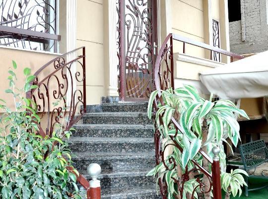 Φωτογραφίες του ξενοδοχείου: Cairo Plaza Guest House