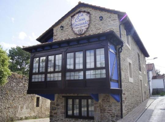 Хотел снимки: La Casa Encanto