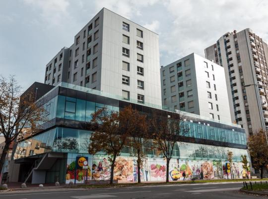 Φωτογραφίες του ξενοδοχείου: Petros Apartments