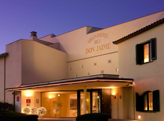 Fotografii: Gran Hotel Rey Don Jaime
